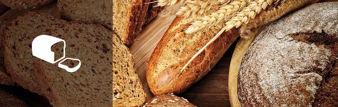 Bochníky a chlieb