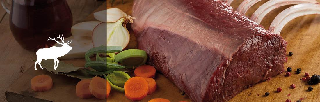 Jelenie mäso