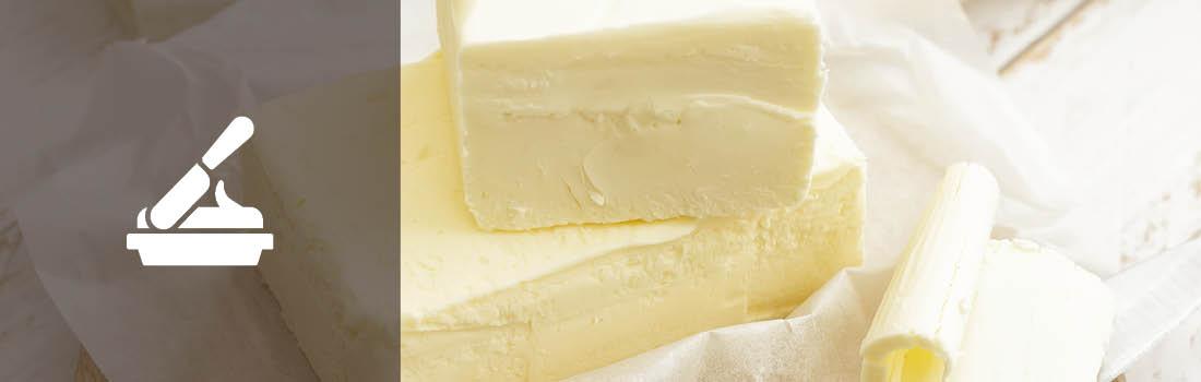 Maslo - Margarín
