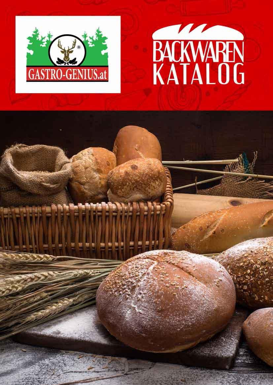 Backwaren katalog
