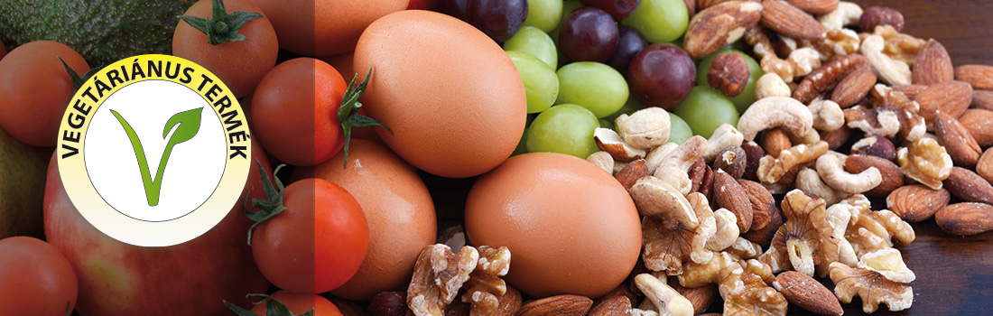 vegetáriánus termék