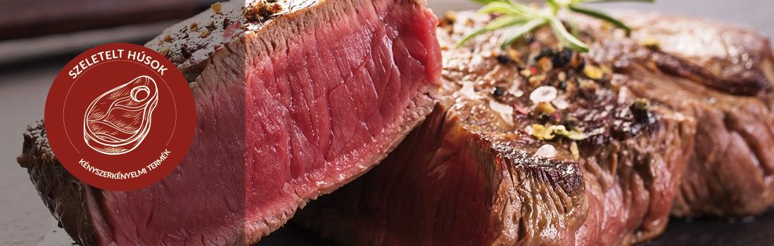 Szeletelt húsok