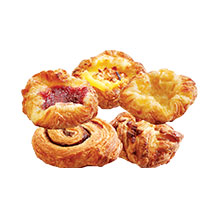 Sladký mix mini Gourmand Pastries 42 g/ks