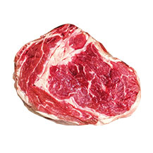 Marha rib-eye steak 225 g/db