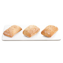 Ciabatta mini mix Europastry 35 g/ks