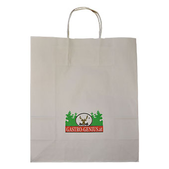 Papiertasche gross AT