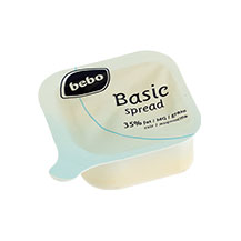 Mini margarin Bebo 35% (kartonos) 10 g/db